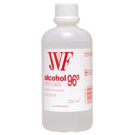 Alcohol JVF 96º 250ml