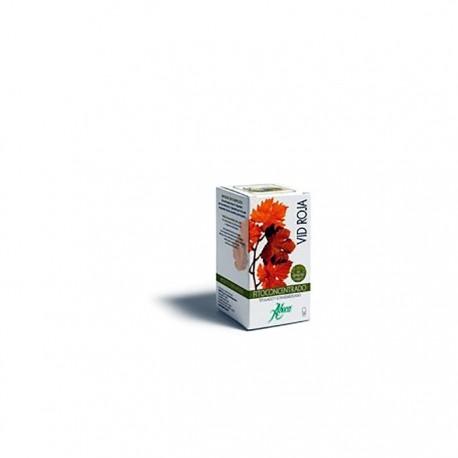 Fitoconcentrado Aboca® Vid roja 50cáps