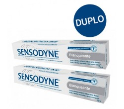 SENSODYNE BLANQUEADOR DENTAL 100 ML 2 TUBOS