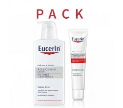 Pack Eucerin AtopiControl Locion + Crema Forte