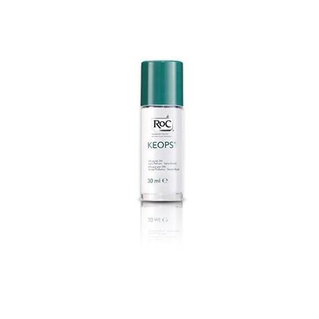 roc desodorante keops roll on 30ml duplo
