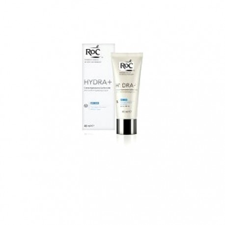 RoC® Hydra+ Confort textura ligera SPF15+ 40ml