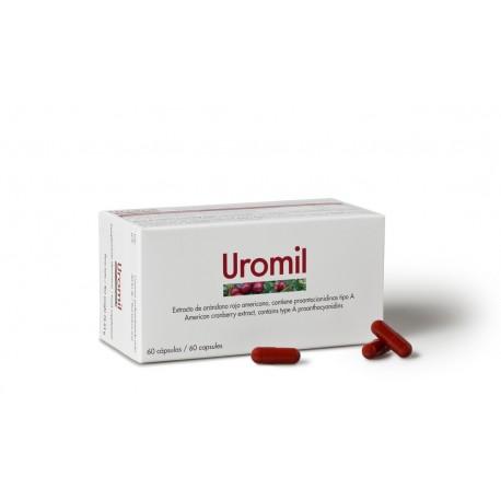 uromil 30 capsulas
