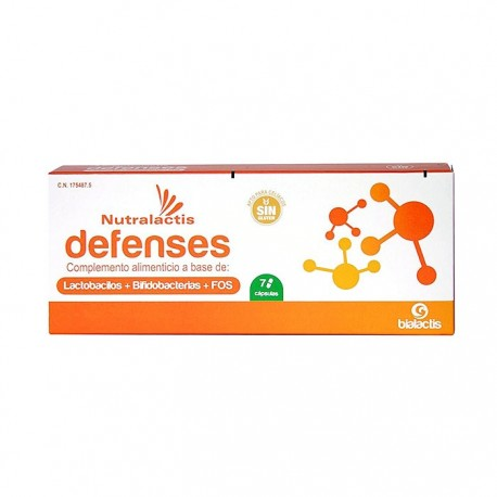 Nutralactis Defenses 7cáps