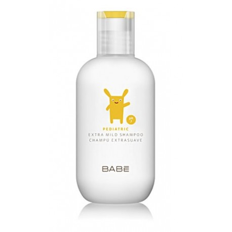 babe pediatric champu extrasuave 200ml.