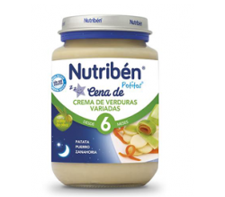 NUTRIBEN POTITO ESPECIAL FIBRA Y FRUTAS 250G