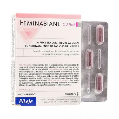 Feminabiane C.u.flash 6comp