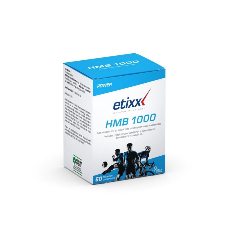 Etixx, etixx hmb 1000 60 comprimidos, Farmacias 1000