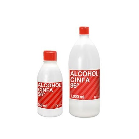 alcohol cinfa 1000ml.
