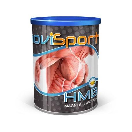 MOVISPORT HMB + Magnesio + Potasio POLVO 252 G