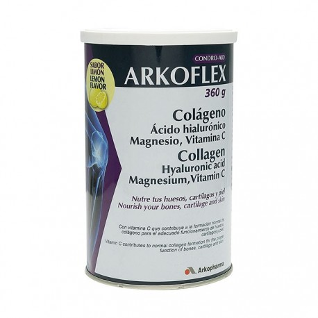 Arkoflex Colágeno Sabor Limón 360gr