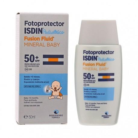 Isdin Fusion Fluid Pediatrics SPF 50+ 50ml