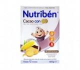 Nutribén Cacao Con Galletas María 500 g
