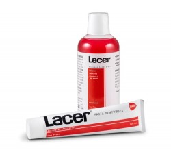 lacer colutorio sin alcohol 200 ml