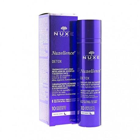 Nuxe Nuxellence Detox Noche Antiedad