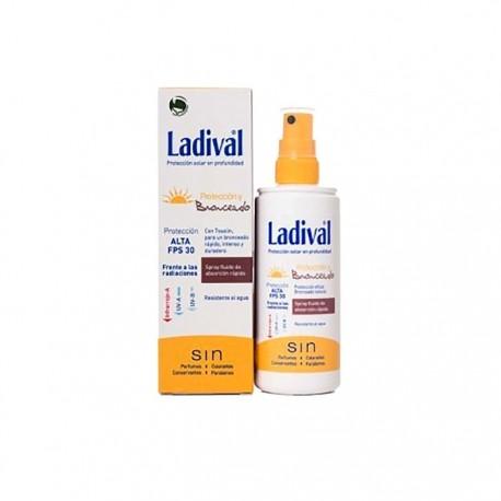 Ladival® protección y bronceado SPF50+ spray 150ml