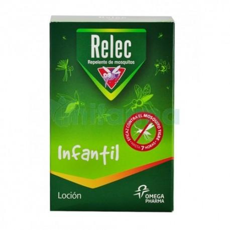 RELEC INFANTIL BALSAMO SIN ALCOHOL 125 ML