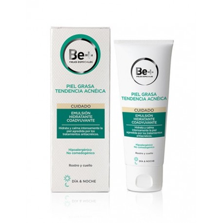 Be+ Emulsión Hidratante Coadyuvante 40ml