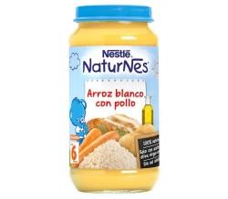 Nestlé Naturnes G.Arroz y Pollo 250GR