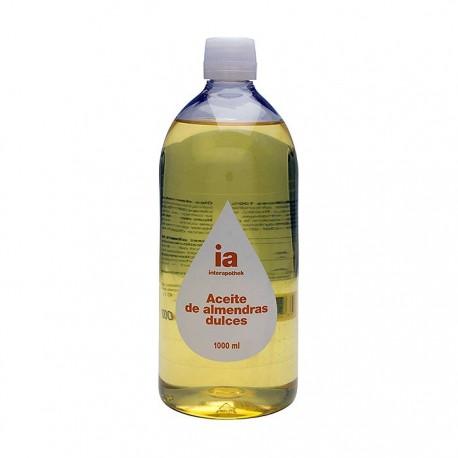 interapothek aceite de almendras 1000 ml