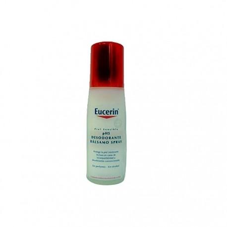 Eucerin pH5 desodorante bálsamo spray 75ml