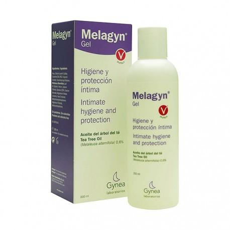 melagyn gel higiene intima 200 ml.
