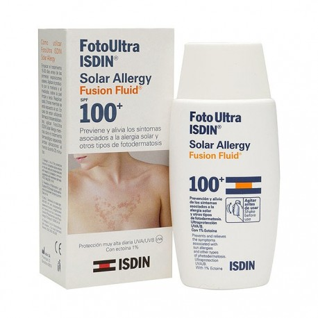FotoUltra ISDIN Solar Allergy SPF100+ 50 ml