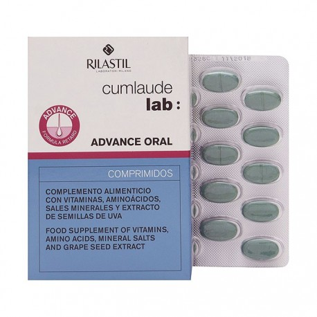 cumlaude advance oral cabello 30 comp
