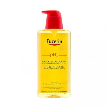Eucerin Oleogel de Ducha PH-5 Piel Sensible 400ml