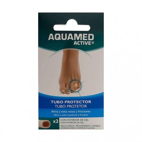 aquamed tubo protector 2 uds