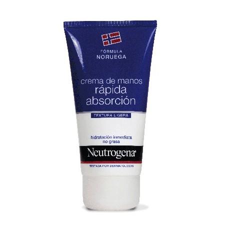 neutrogena cr.manos rapida absorcion 75m