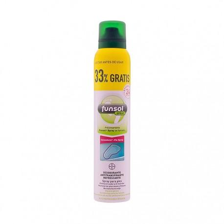 Funsol Desodorante de Pies Spray 150ml