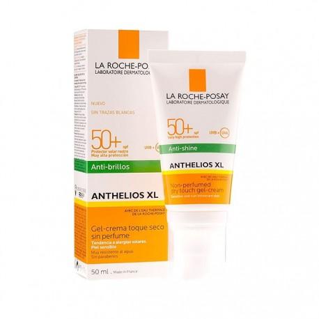 anthelios toque seco 50+ 50 ml