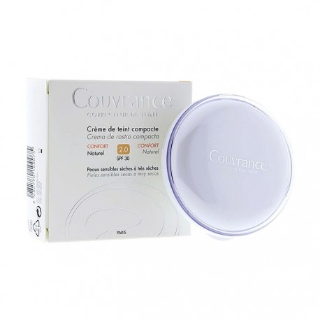 Avene Couvrance Compacto Natural 9,5gr