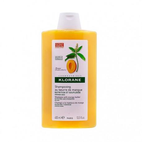 klorane champu mango 400 ml