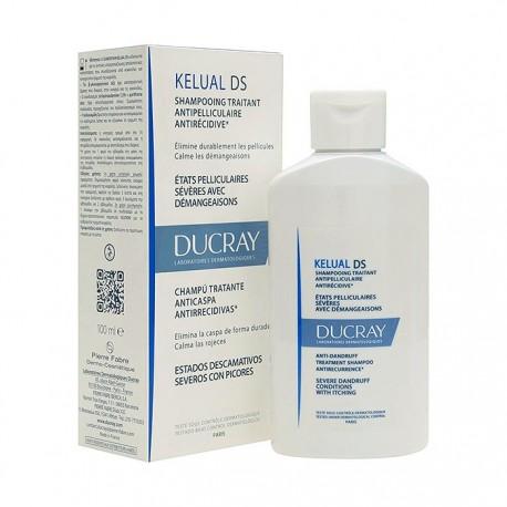 Ducray Kelual DS Champú P/Descam 100 ml