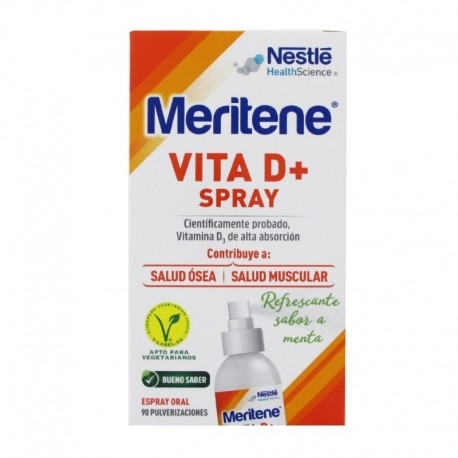 Meritene Vita d + spray