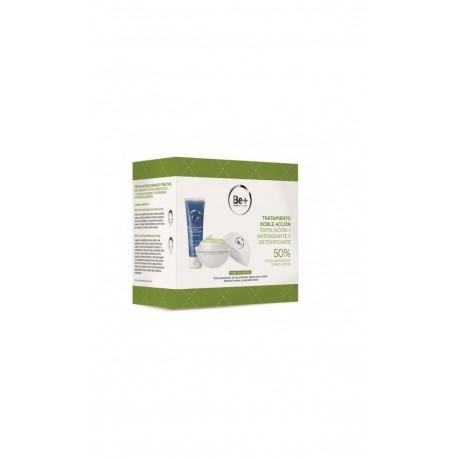 Be+ Pack Doble Acción Exfoliación y Antioxidante