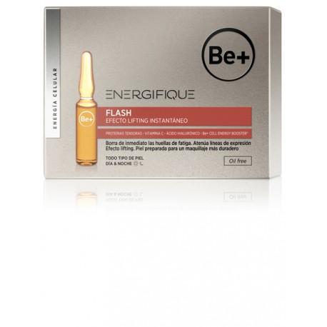 Be+ Energifique Ampollas Efecto Flash 5Ud x 2ml.