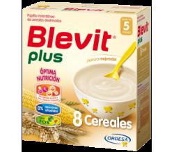 blevit plus 8 cereales bifidus 600 g.