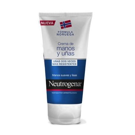 Neutrógena Manos y Uñas Crema Hidratante 75 ml
