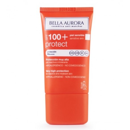 Bella Aurora Protect SPF100+ Piel Sensible 40ml