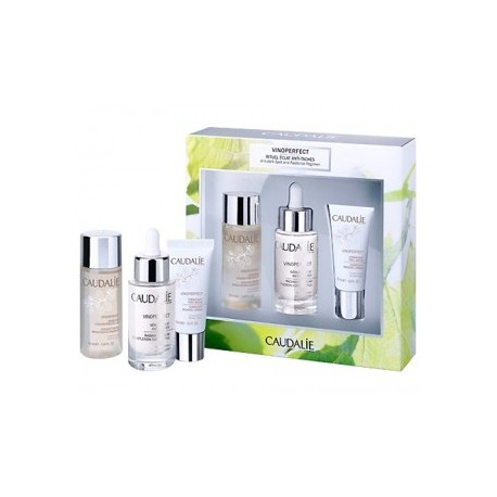 Caudalie Cofre Vinoperfect Luminosidad