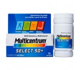 multicentrum select 50+ 90 comprimidos