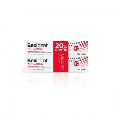 Bexident Pasta Anticaries 2x125ml 20%