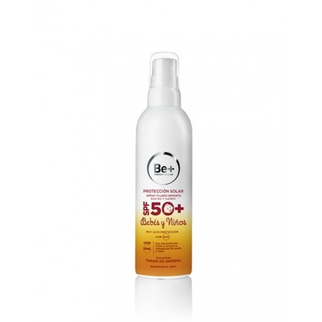 Be+ Spray Fluído Infantil SPF50+ 250ml