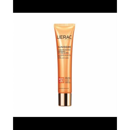Lierac Sunissime Gold Facial 50SPF