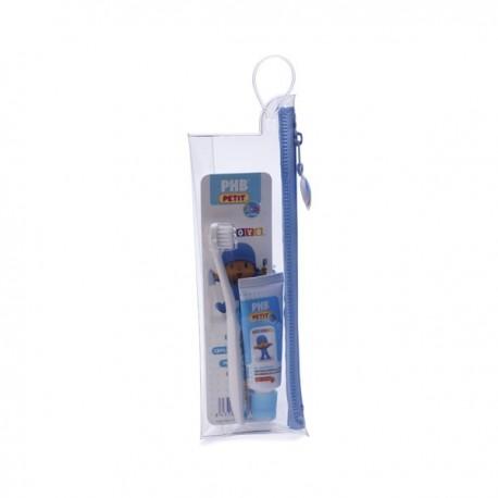 cepillo dental phb petit + gel 15 ml