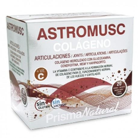 Prisma Natural Astromusc 20 Sobres
