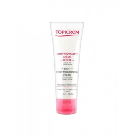 Topicrem Uh Crema Rica 40ml